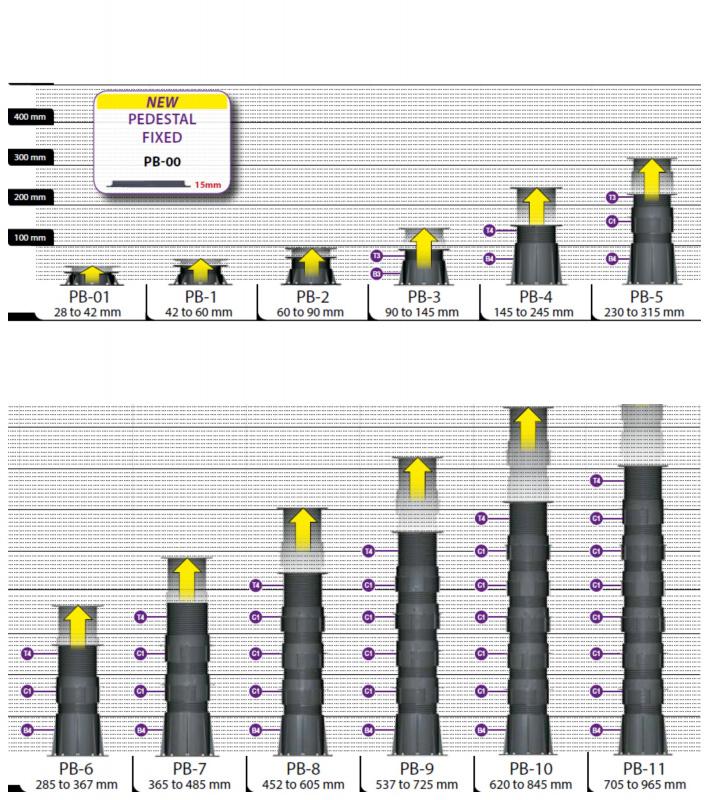 Buzon Atrama PB-01 (28-42 MM)