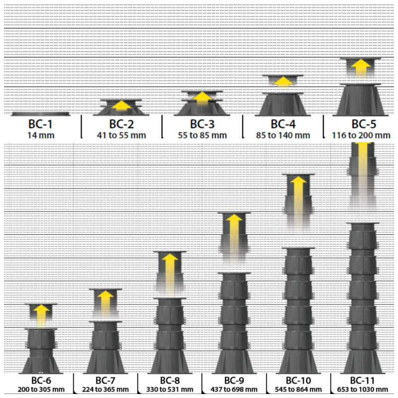 Buzon Atrama BC-02 (28-40 MM)